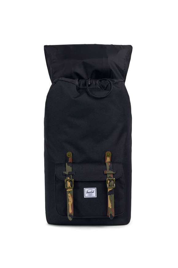 Herschel - Little America blue and military