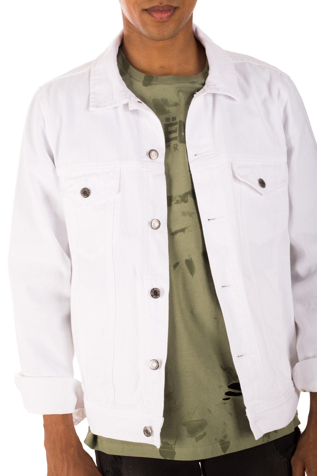 Dr. Denim - Dwight White Jeans Jacket