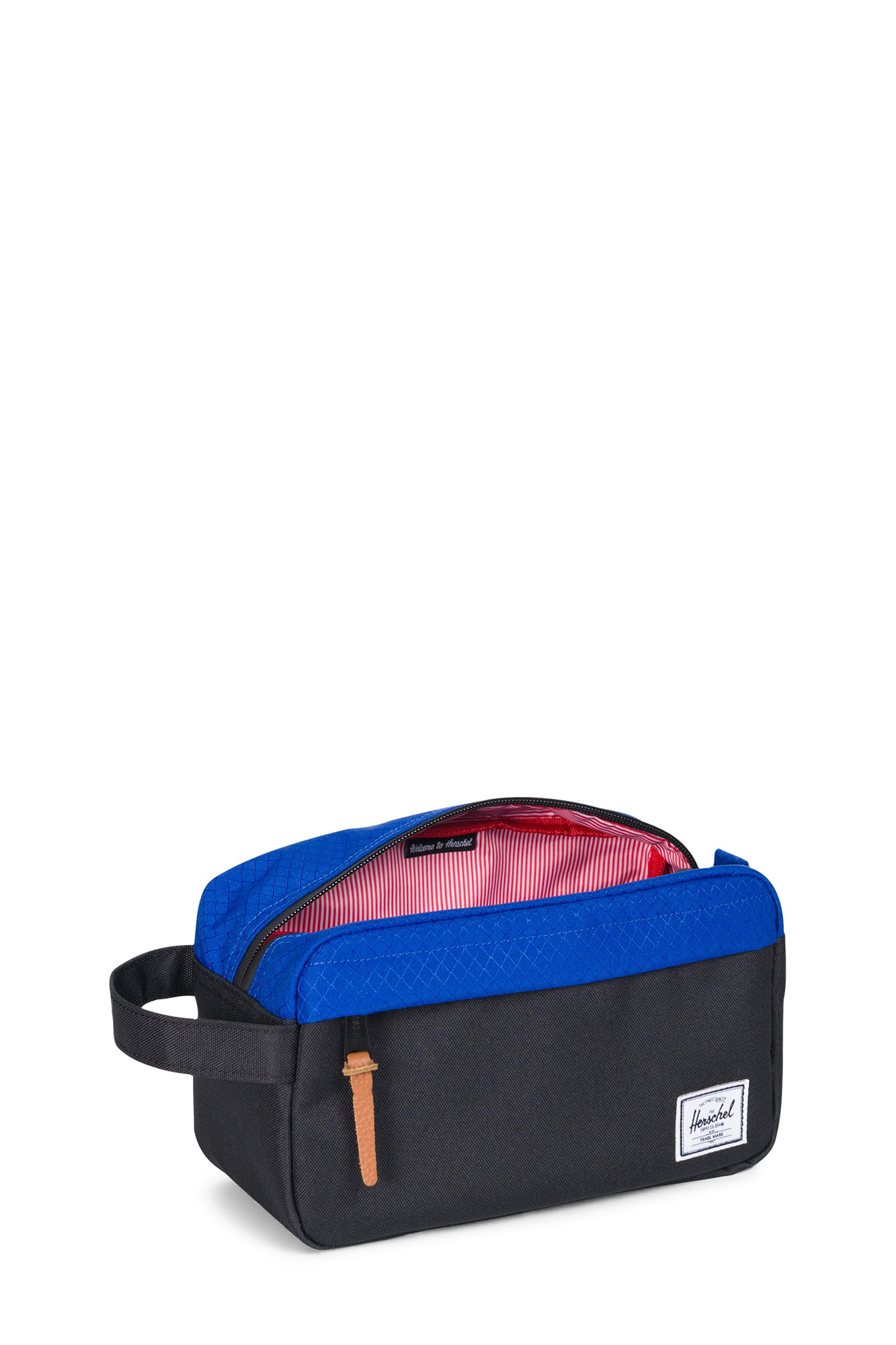 Herschel - Beauty Case Chapter Black/Surf