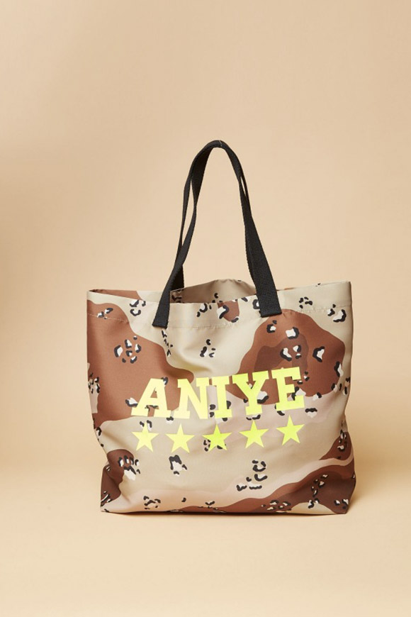 Aniye By - Shopper Aniye militare