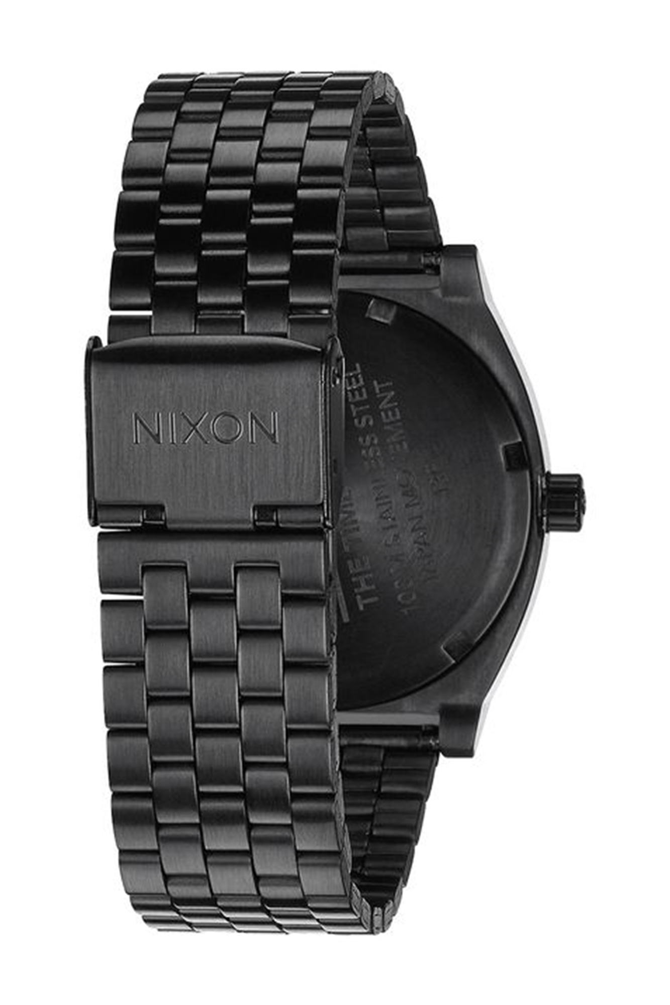 Nixon - Time Teller All Black Watch