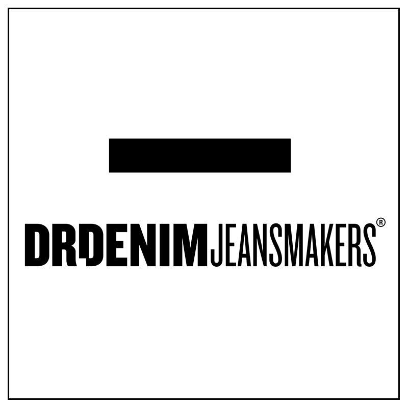 Logo e link alla marca Dr. Denim