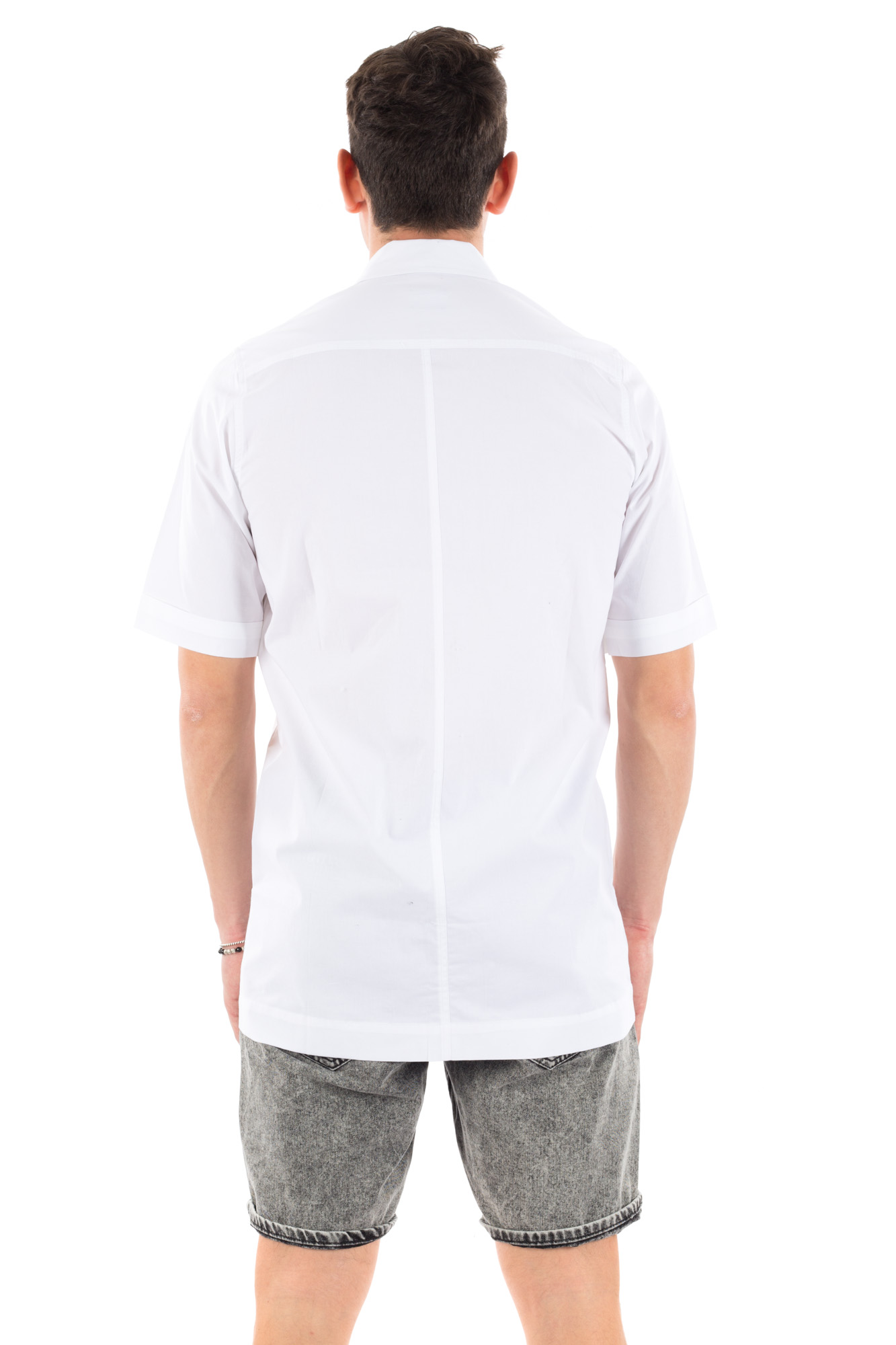 Numero 00 - Shirt with double front pocket