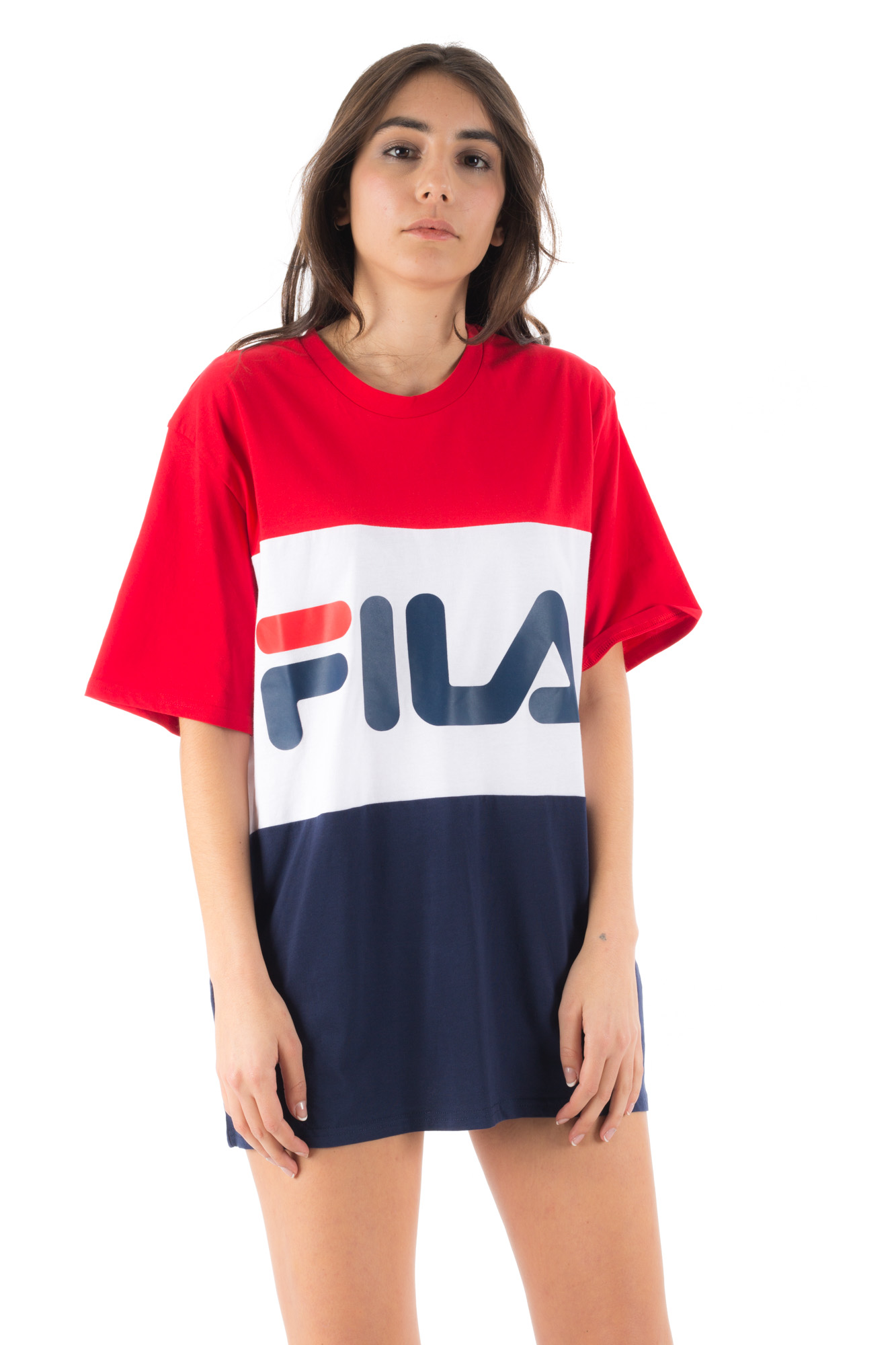 Fila T shirt Corta Baseball Calibro Shop