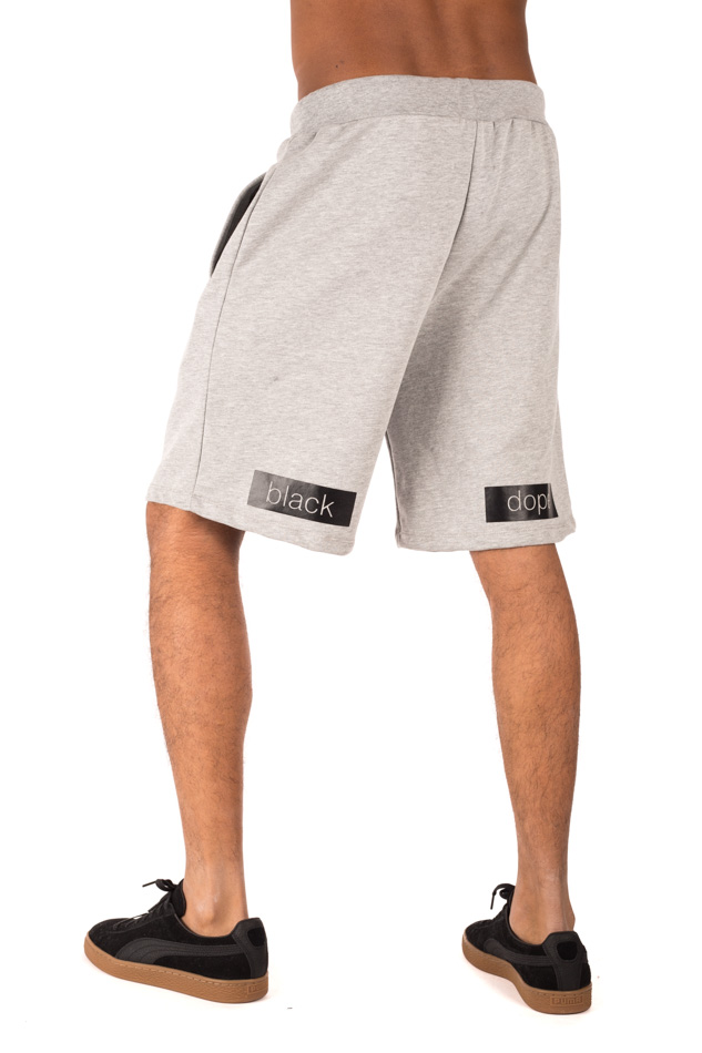 Pyrex - Gray shorts with logo