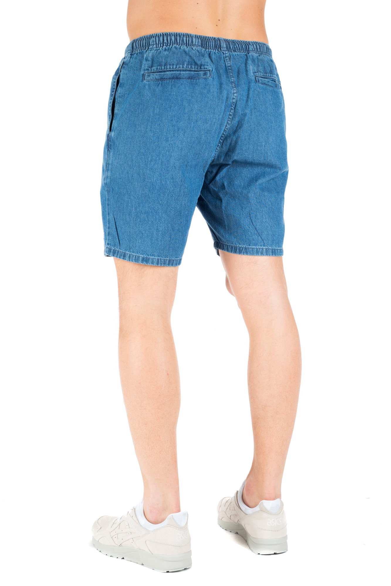 Obey - Elasticated waistband shorts