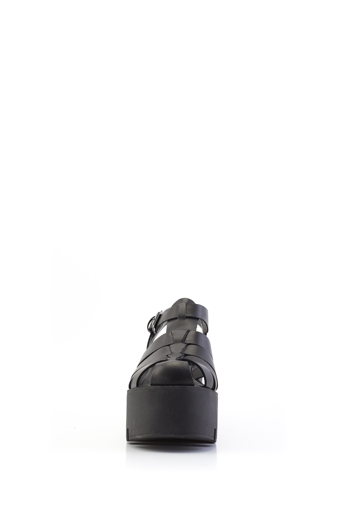 Windsor Smith - Fluffy Black Nere