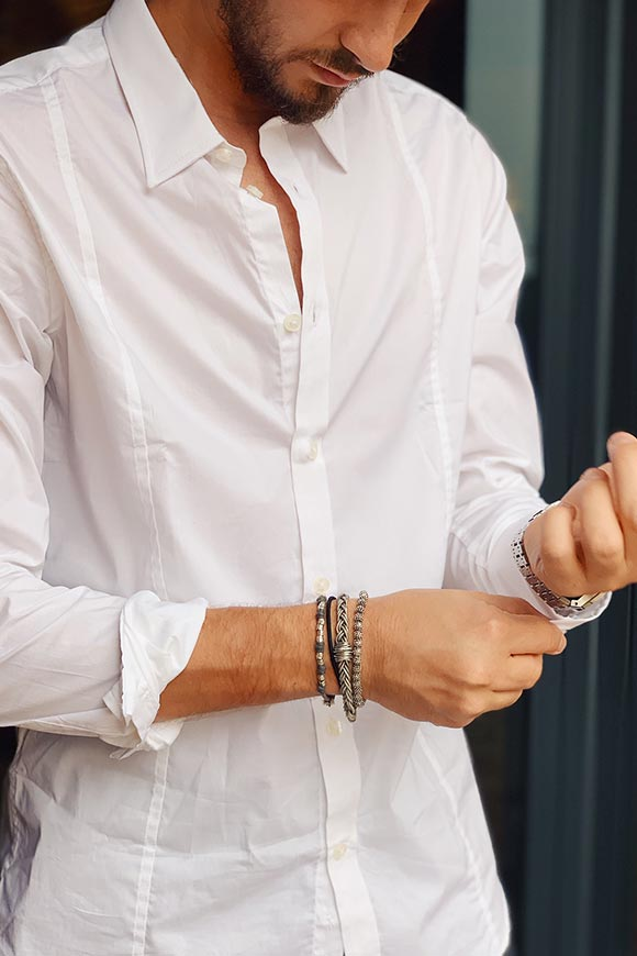 Gianni Lupo - Basic white shirt