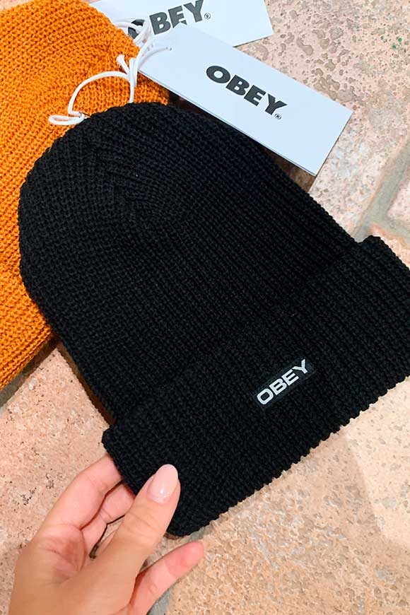 Obey - Black choice hat
