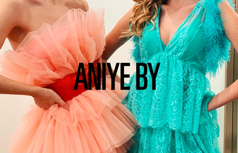 Aniye By nuova Collezione Donna Primavera-Estate 2020 - Aniye By nuova Collezione Donna Primavera-Estate 2020