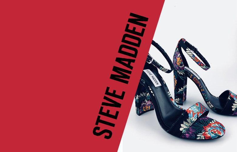 Steve Madden nuova Collezione Donna Primavera-Estate 2018 - Steve Madden nuova Collezione Donna Primavera-Estate 2018