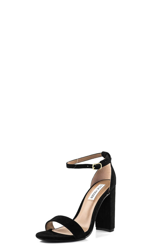 Steve Madden - Carrson black sandals