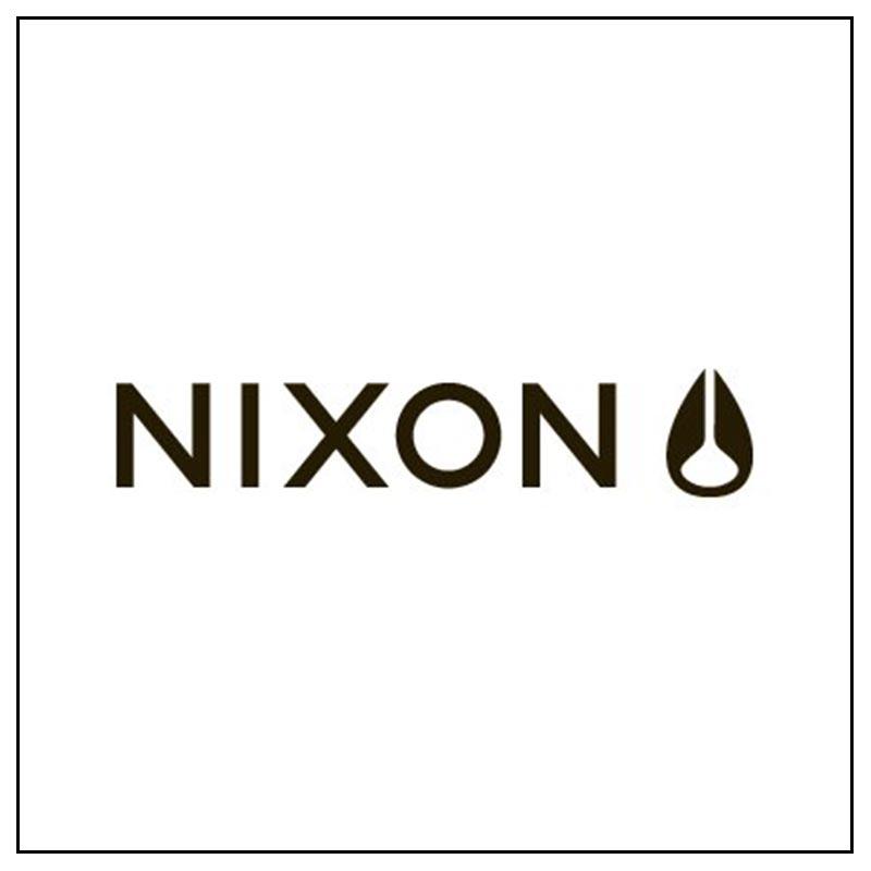 Logo e link alla marca Nixon