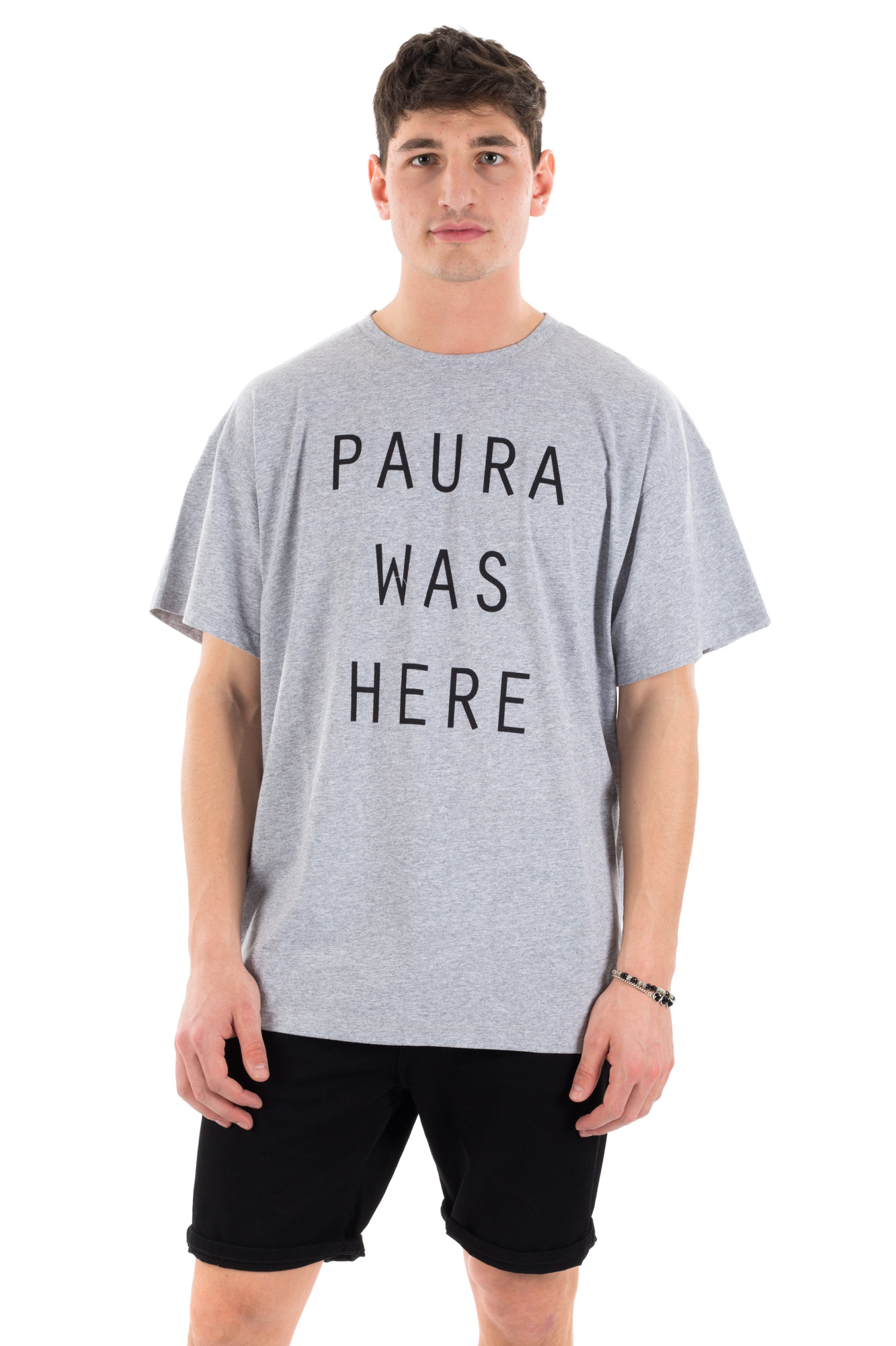 Paura - Oversized T-shirt with graphics