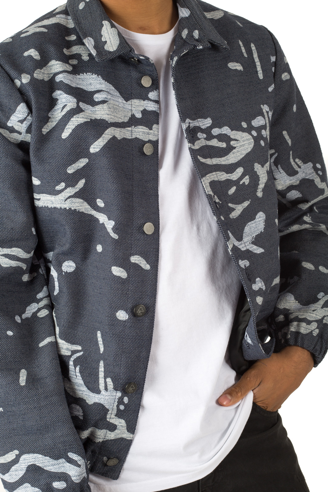 Bonsai - Bomber Amias Camouflage Jacket