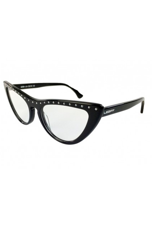 Leziff - Paris Transparent Glasses