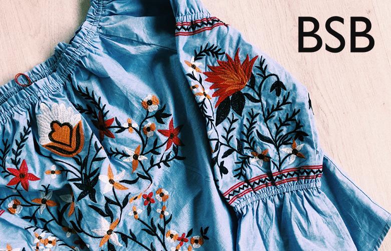BSB Nuova Collezione Primavera-estate 2018 - BSB Nuova Collezione Primavera-estate 2018