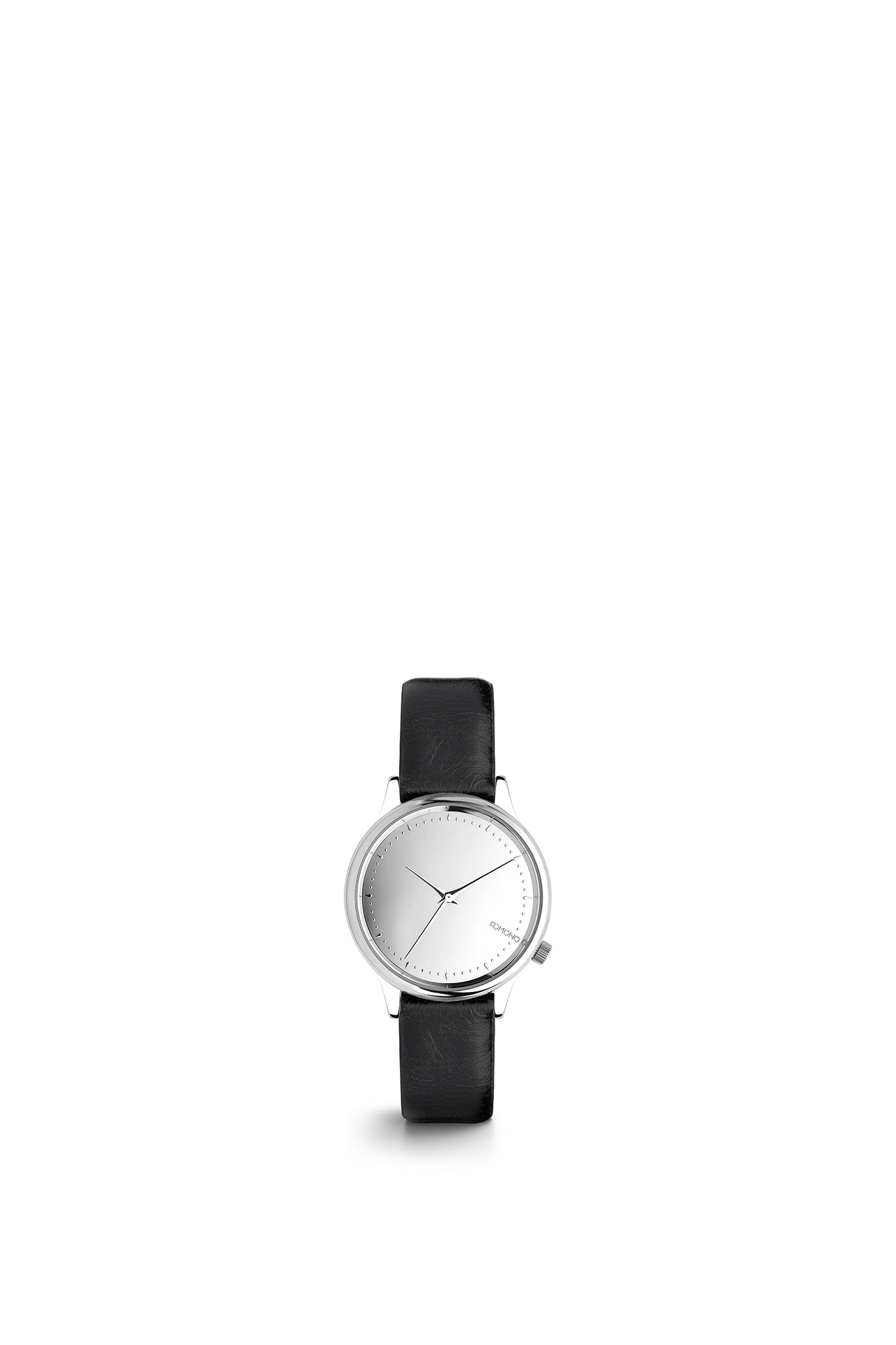 Komono - Watch Estelle mirror silver black