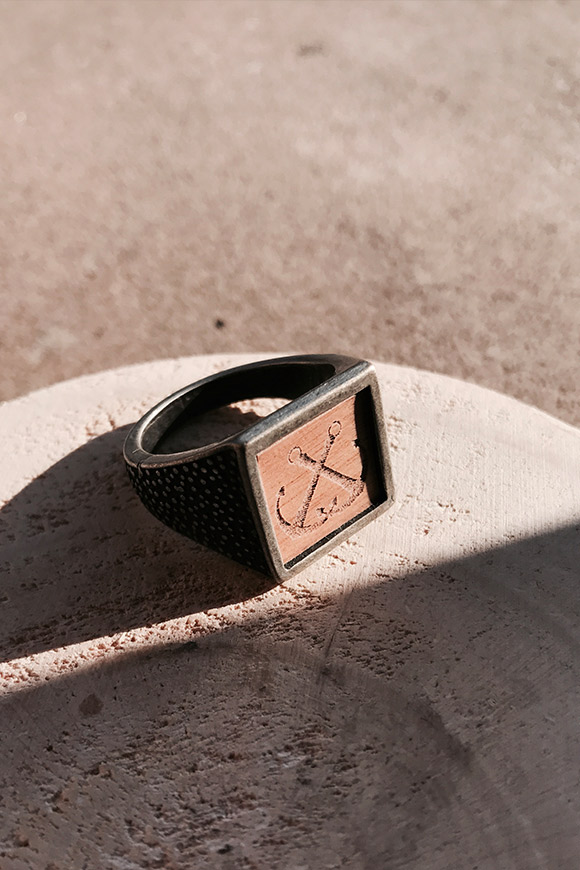 Recreate - Square anchor ring