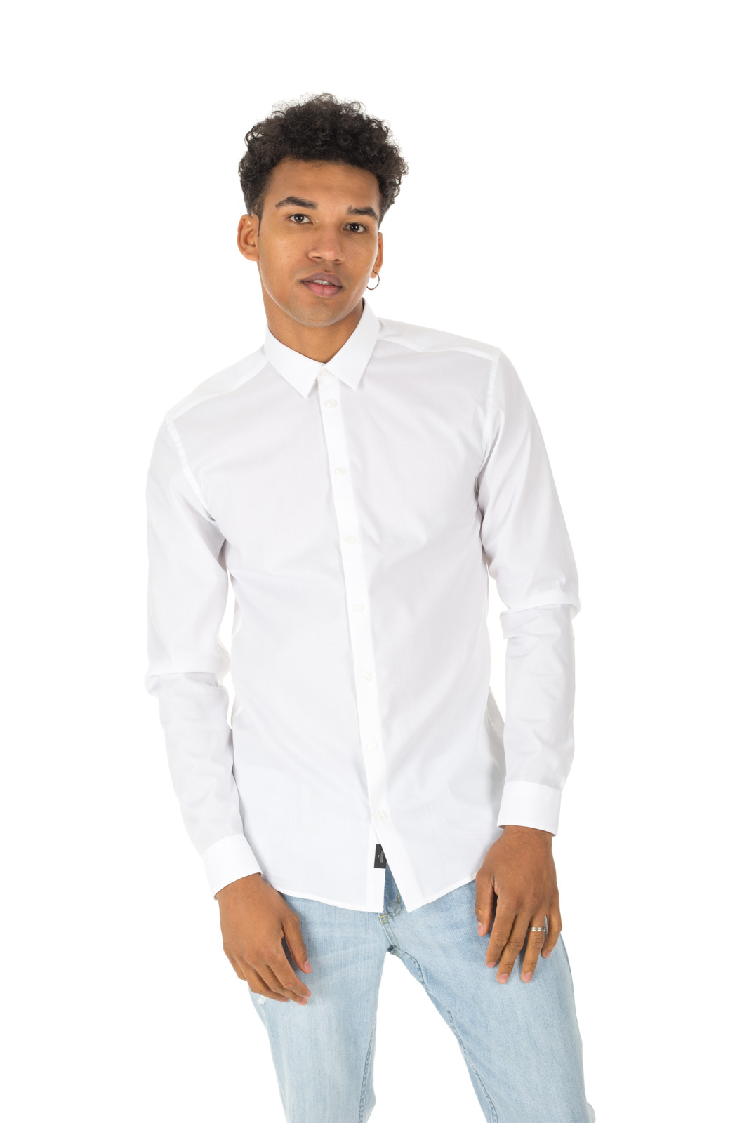 Minimum - Basic White Shirt Hall