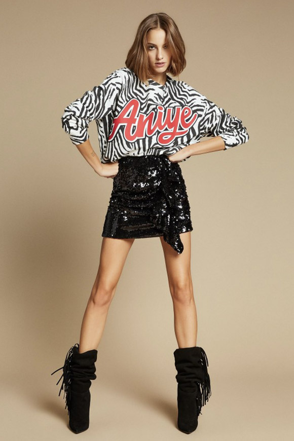 Aniye By - Zebra sweatshirt