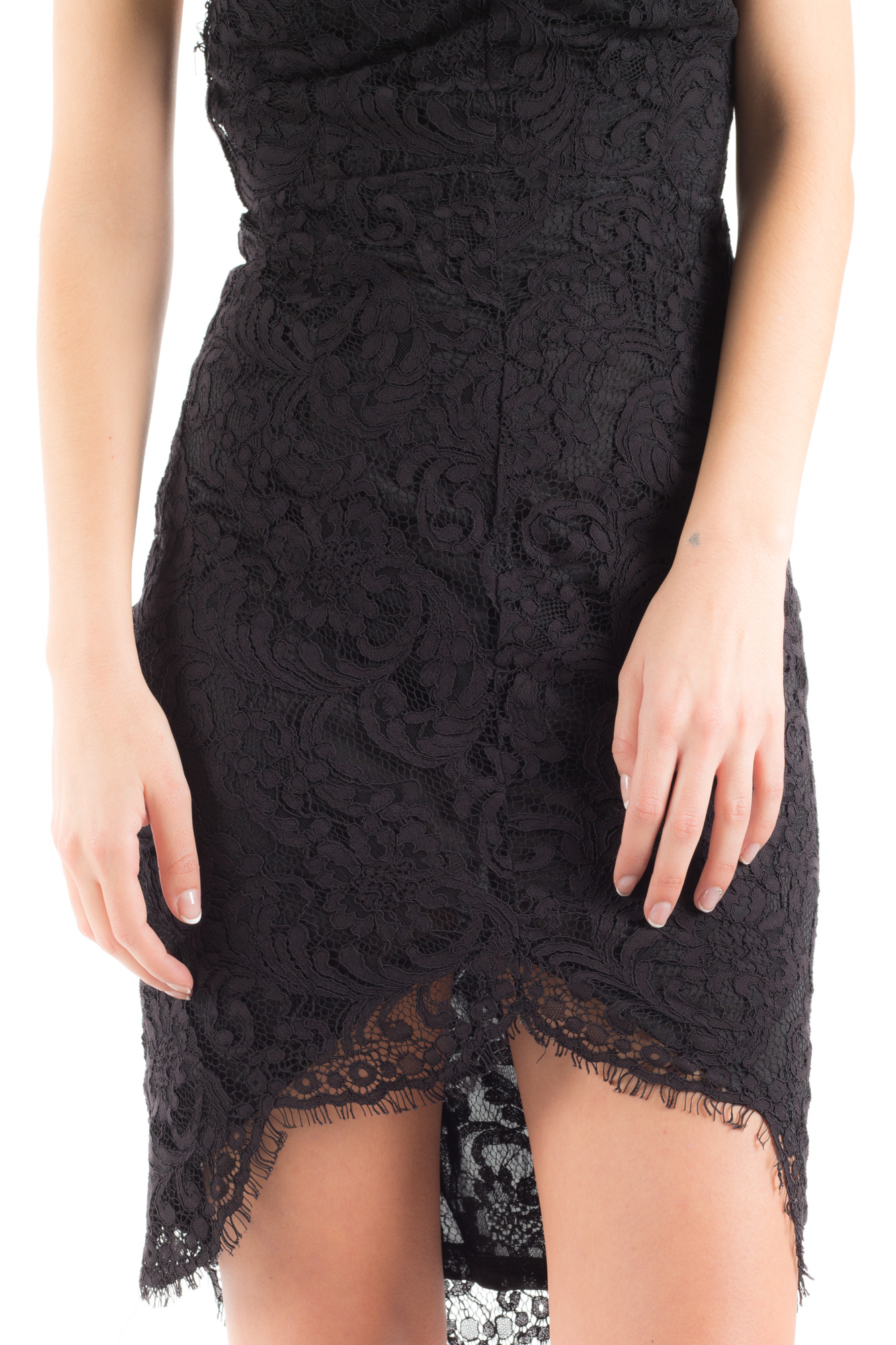 Glamorous - Off-the-shoulder lace dress