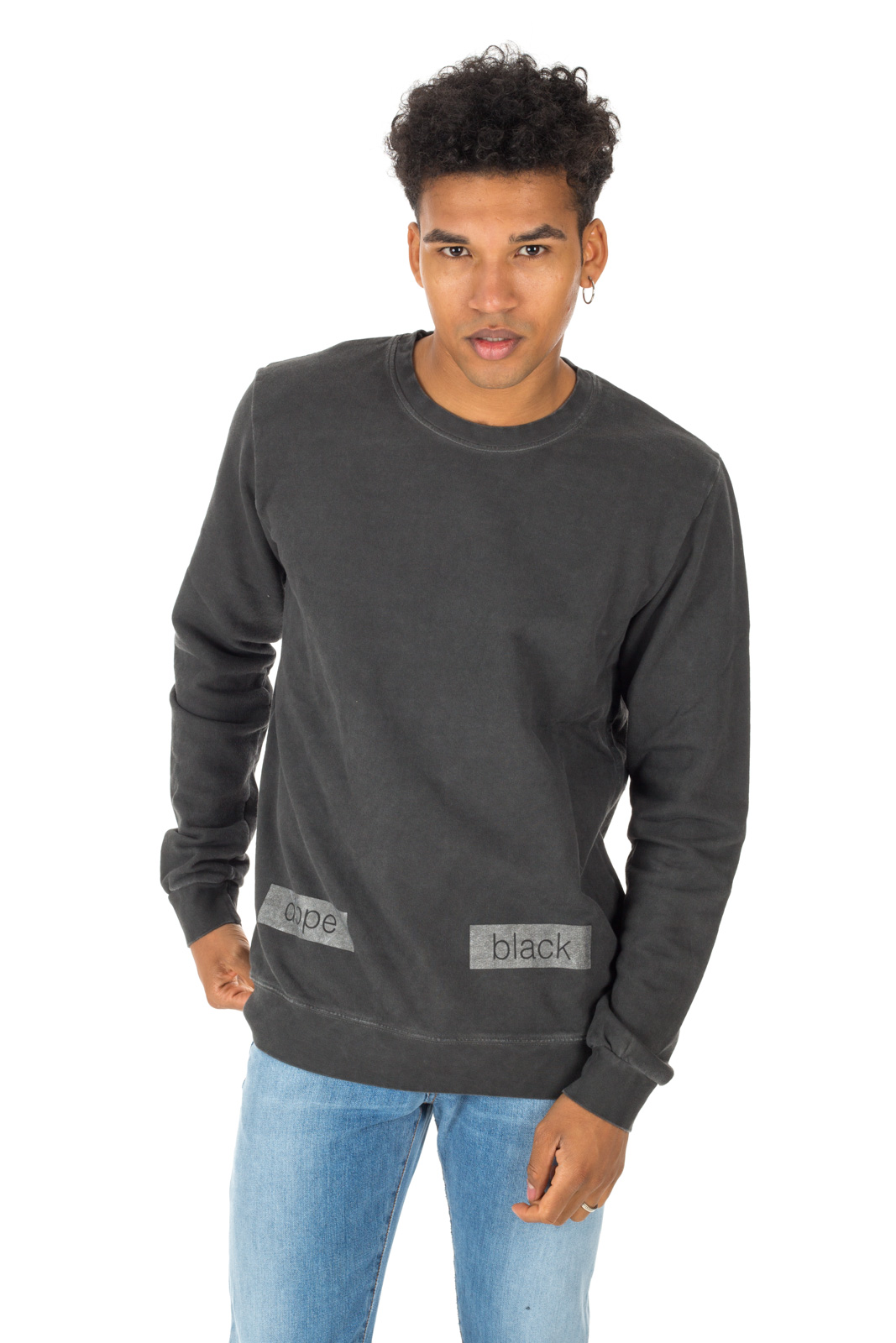 Pyrex - Dark Gray Gray Sweatshirt