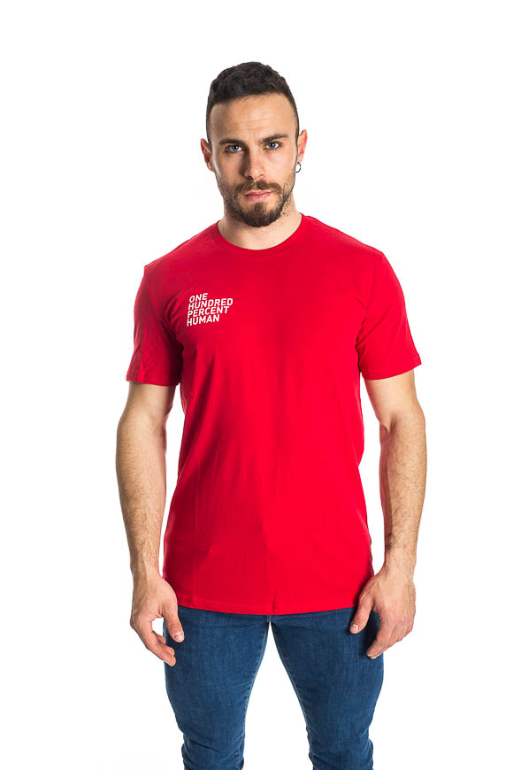 Minimum - Mirac Red T shirt