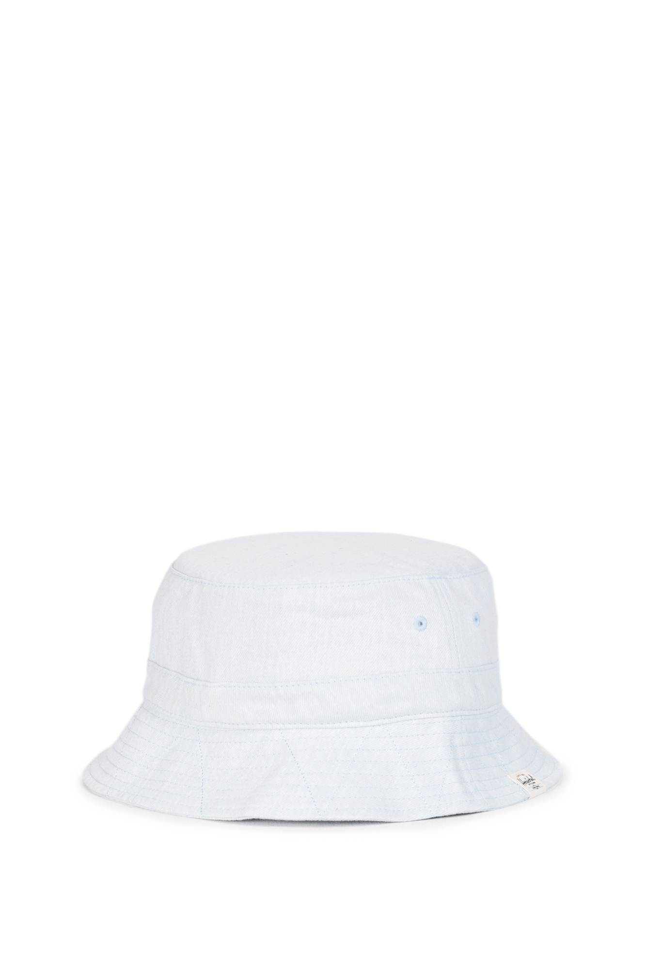 Herschel - Lake Hat Bleached light denim
