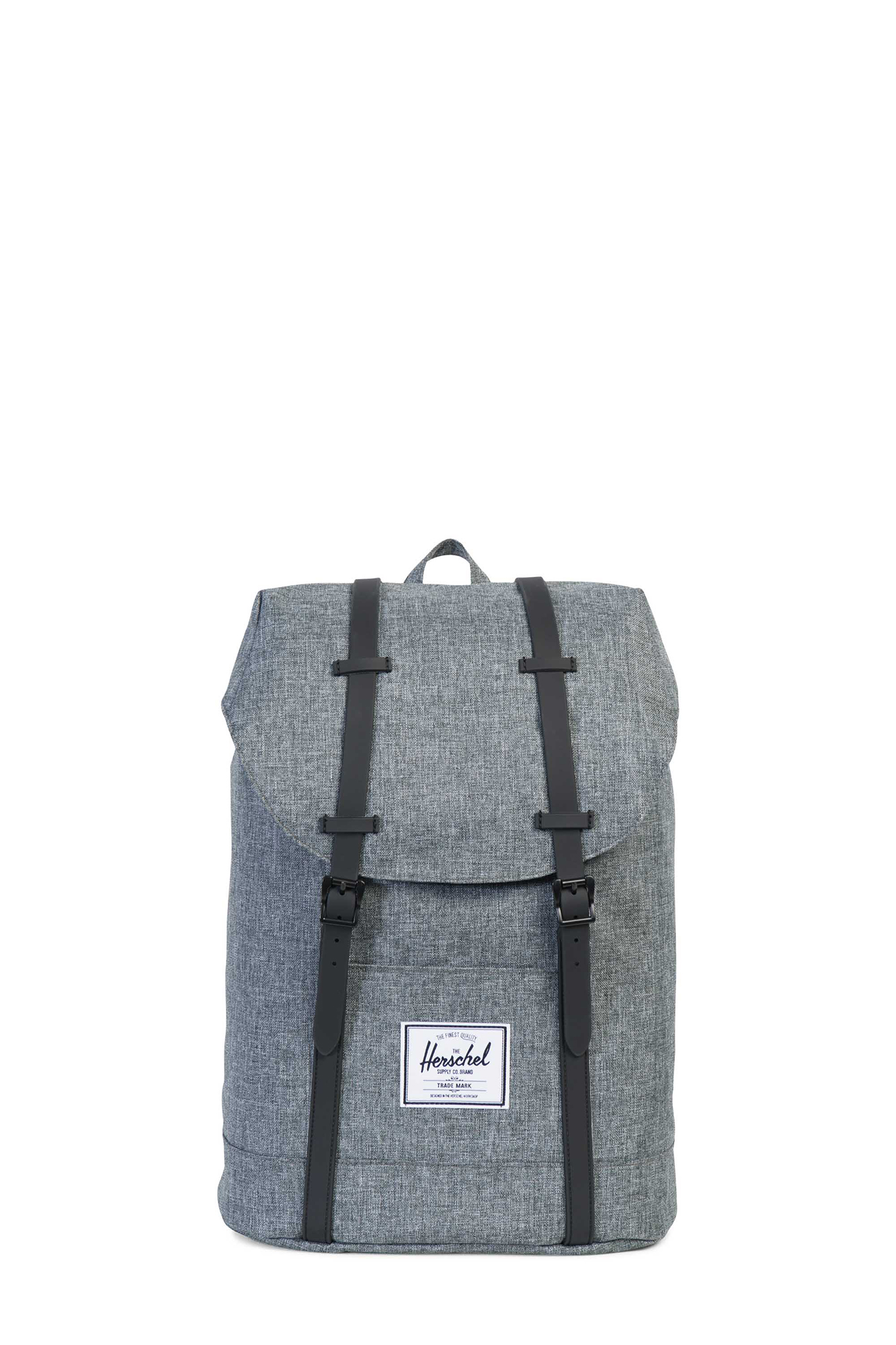 Herschel - Raven / Black Retreat Backpack