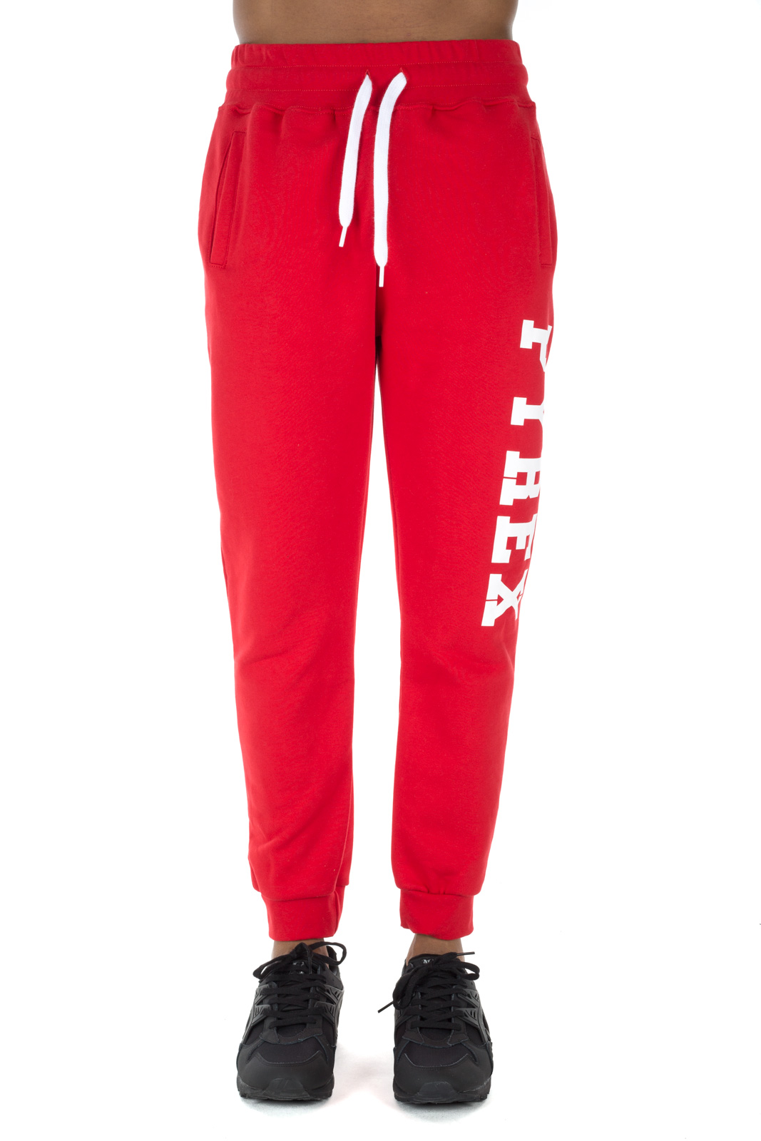 Pyrex - Trousers Unisex Red Regular Suit