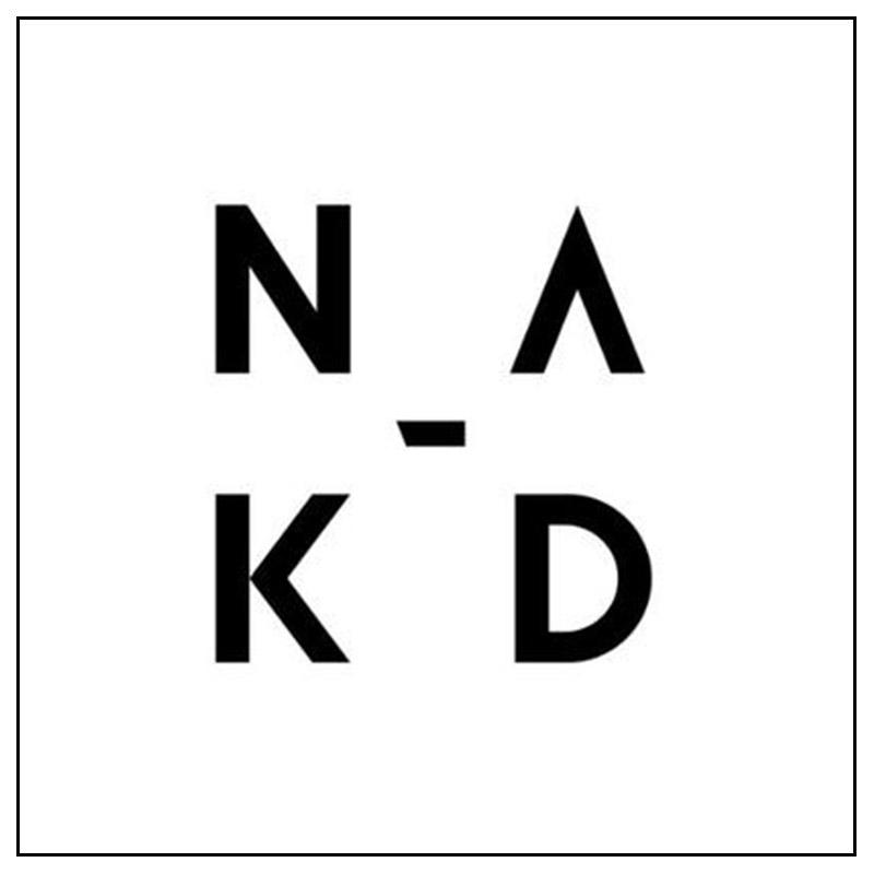 Logo e link alla marca NA-KD