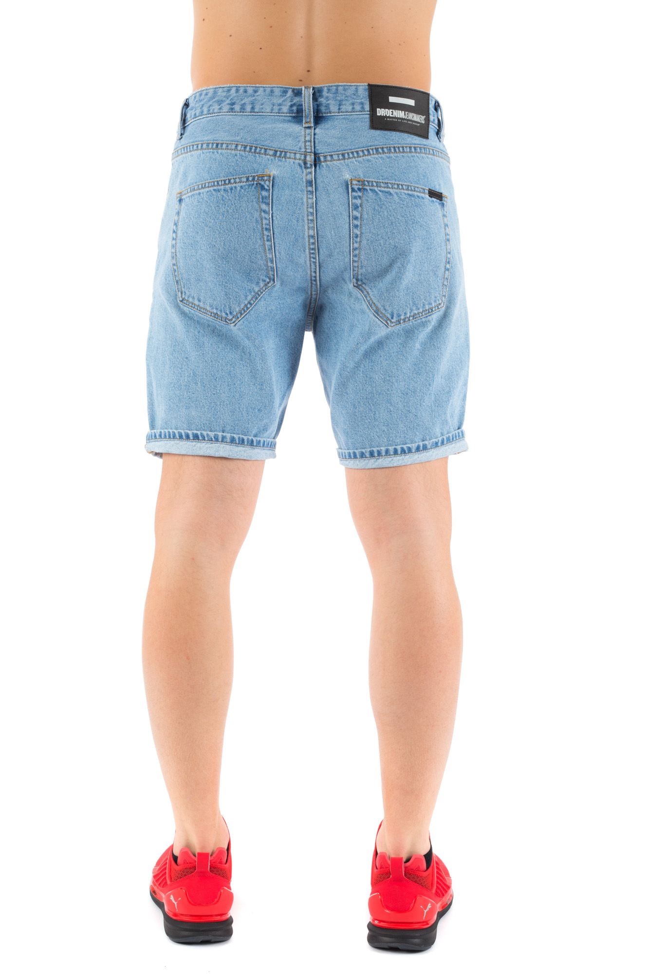 Dr. Denim - Shorts in light denim