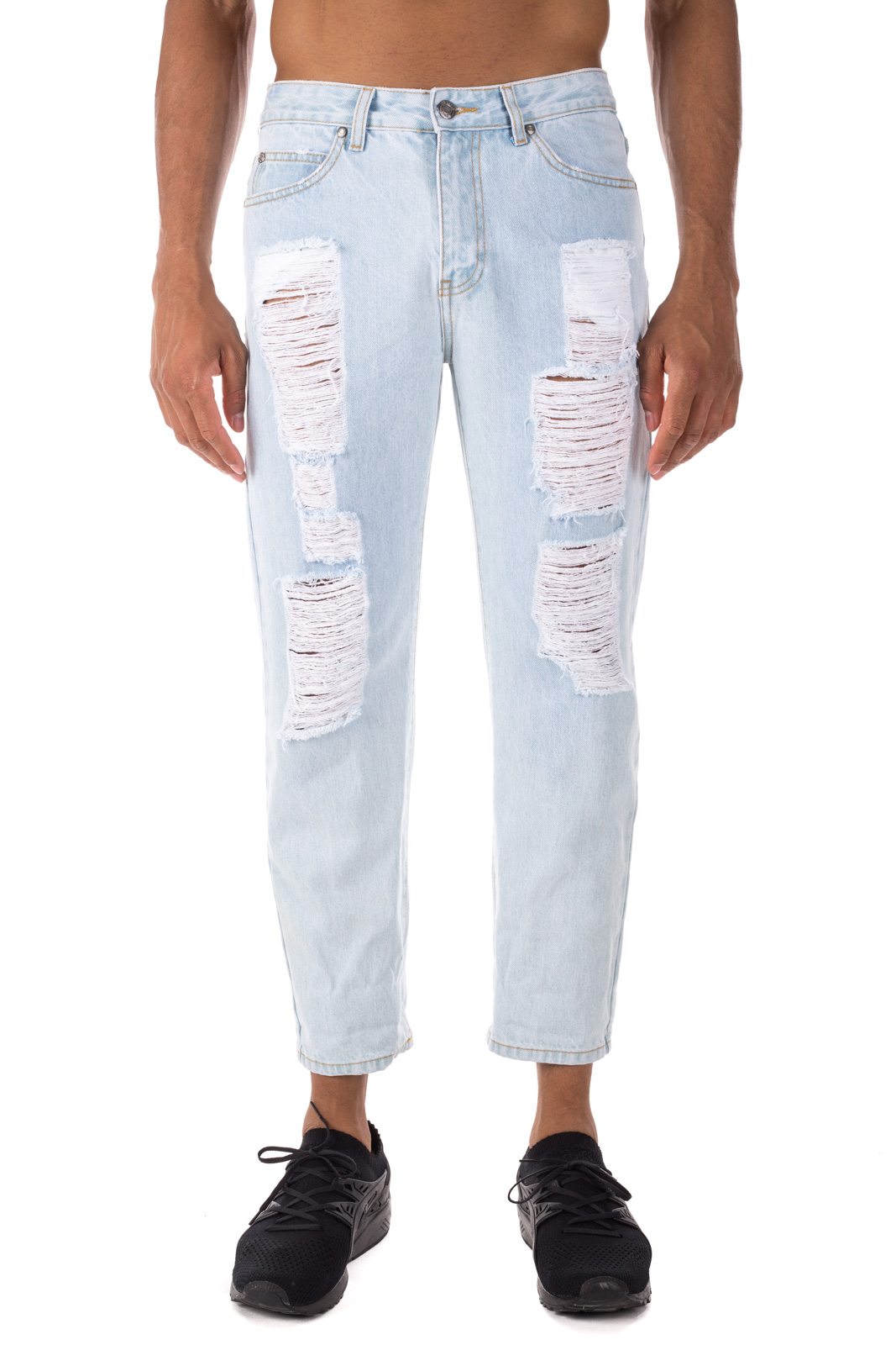 Dr. Denim - Jeans Otis ripped clear wash