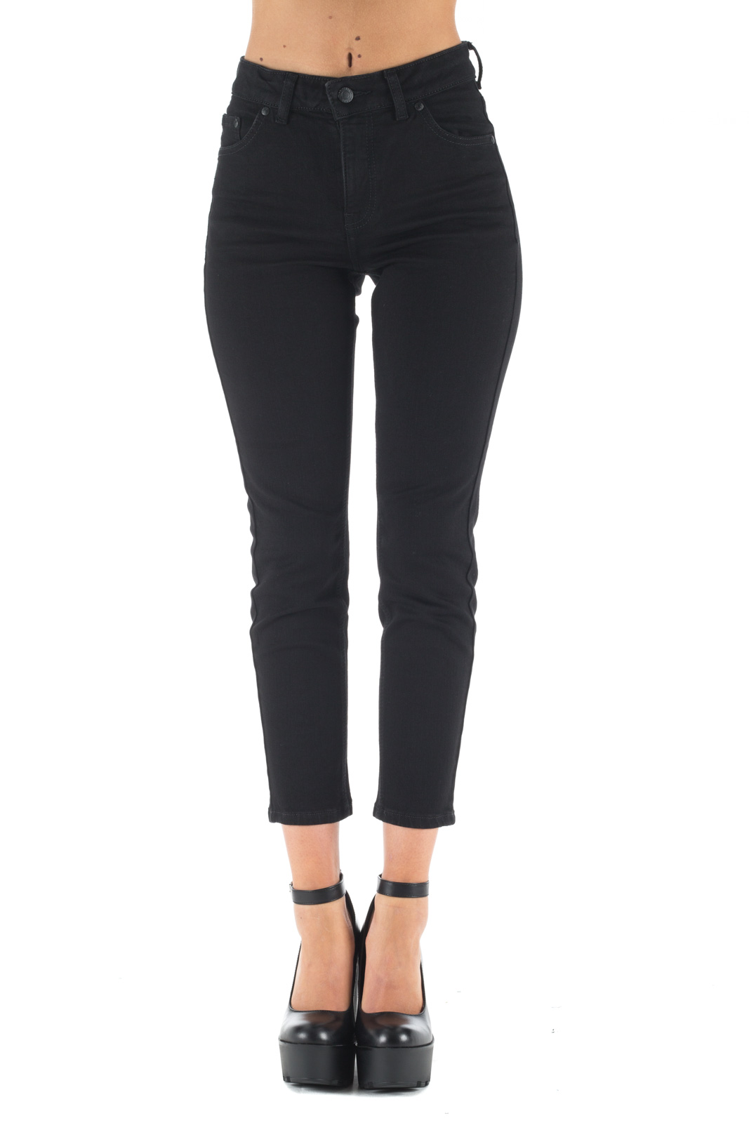 Dr. Denim - Jeans Edie straight to high waist