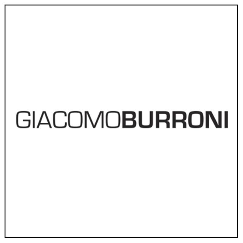 Logo e link alla marca Giacomo Burroni