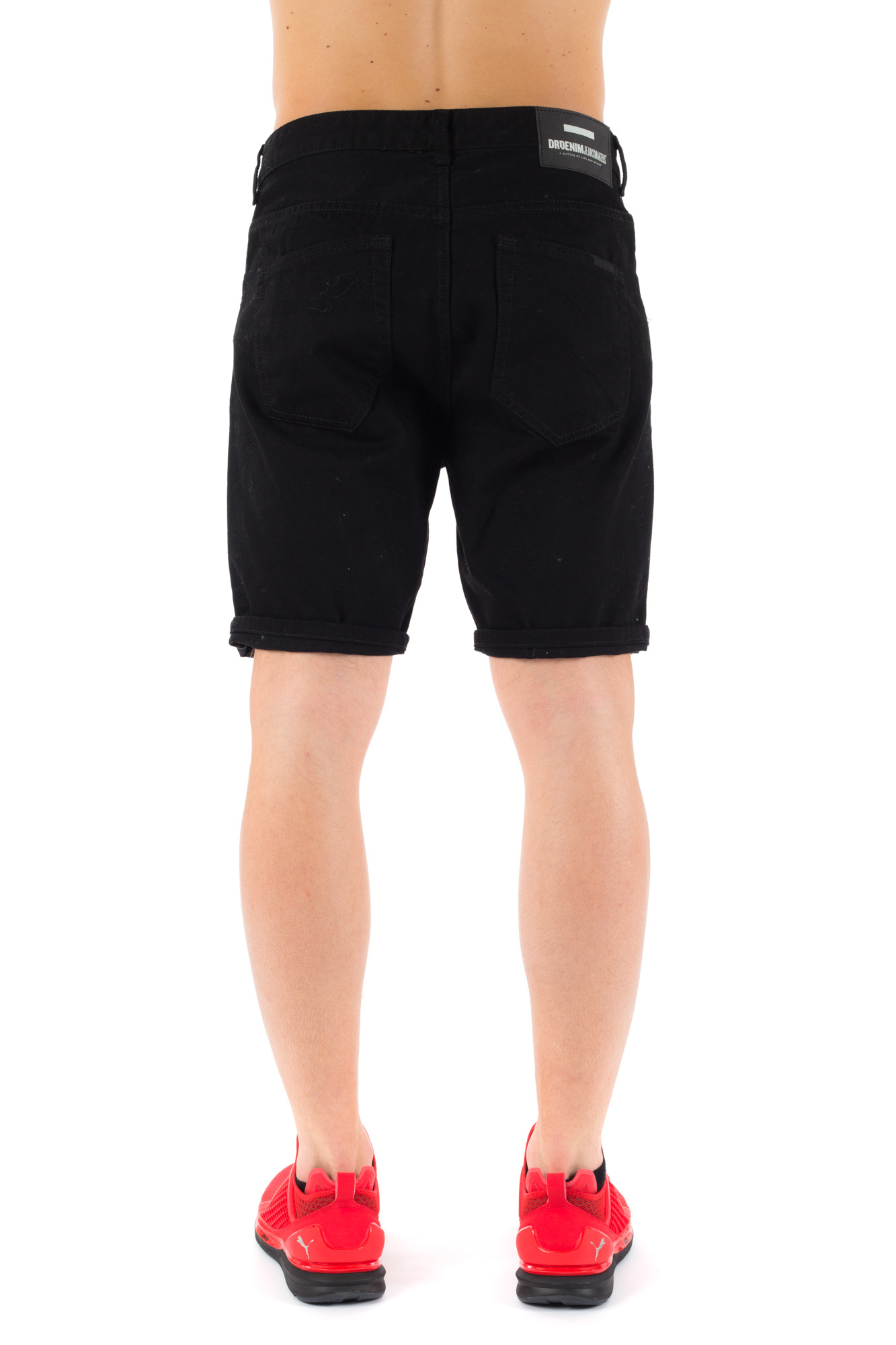 Dr. Denim - Black denim shorts