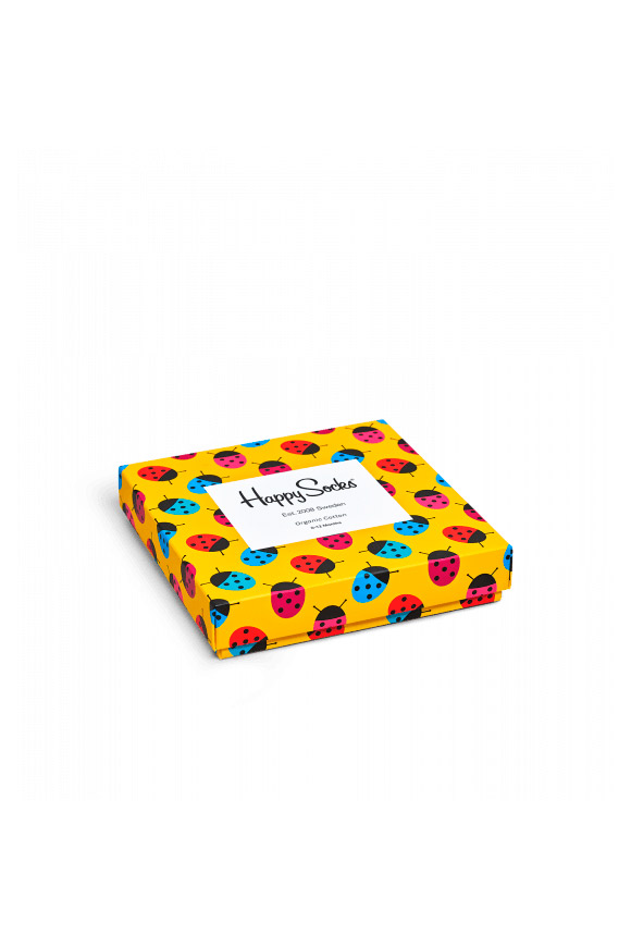 Happy Socks - Gift box Kids Ladybug socks 0-12 months