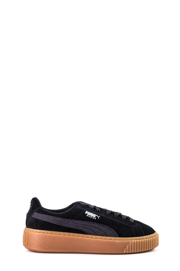 Puma Suede Platform Animal Nere Calibro Shop
